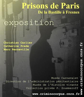 Prisons de Paris. De la Bastille à Fresnes