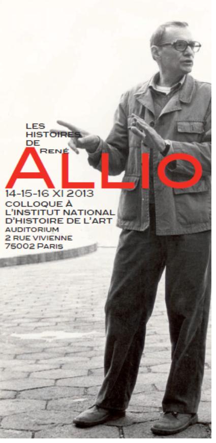 Les histoires de René Allio