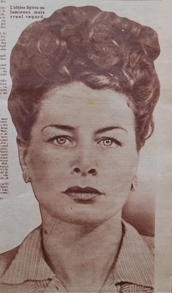 Sylvie Paul (Détective, 24 septembre 1951)