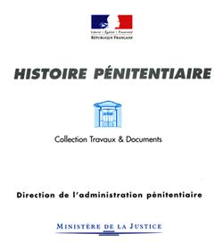 Histoire penitentiaire