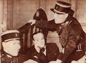 Photographie de l'hebdomadaire Détective du 24 mars 1952