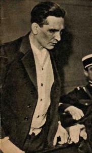 Un détenu de Fontevrault. Del Bono lors de son procès