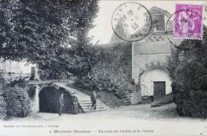 Château prison de Mayenne