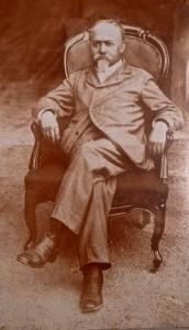 Portrait de Lombroso