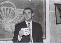Claude Tenne, l'évadé de la prison photographié par Armand Belvisi en 1967.