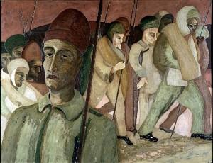 La marche de Saint-Nicolas d'Henry Gowa