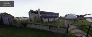 Ruines de la colonie (image Google Maps)