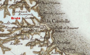 Domaine de Bruté