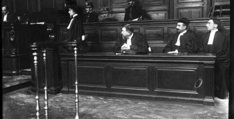 Histoire des avocats