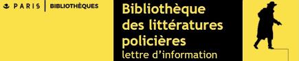 BiLiPO Bibliothèque des littératures policières de la ville de Paris