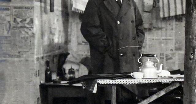 Edmond Locard en 1930 (archives municipales de Lyon 2U850)