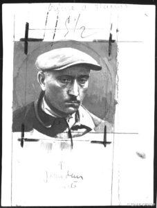 Charles Masselis, l'« ogre d'Haubourdin », assassin de Marcelle Billaut, exécuté le 20 mars 1930 à Douai, fonds Petit Parisien Criminocorpus/ENAP-CRHCP